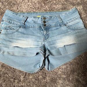 WannaBettaButt YMI Jean Shorts